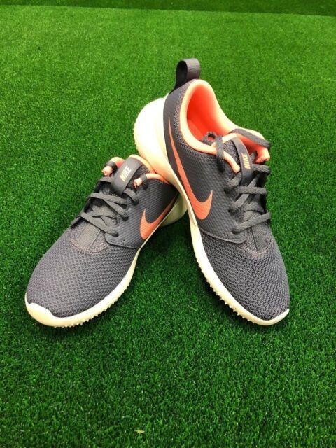 96703190cbeef Womens Golf Shoe Nike Roshe G 6.5 White grey atomic Pink Aa1851 003 ...