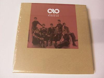 INFINITE - Paradise : 1st Album Repackage CD $2.99 Ship K-POP *NEW*