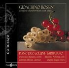 Rossini: Complete Chamber Music with Piano (CD, Jan-2013, Concerto)