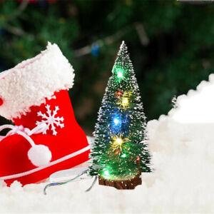 Christmas-Decorations-Desktop-Decoration-With-LED-Lights-Mini-Christmas-Tree-z