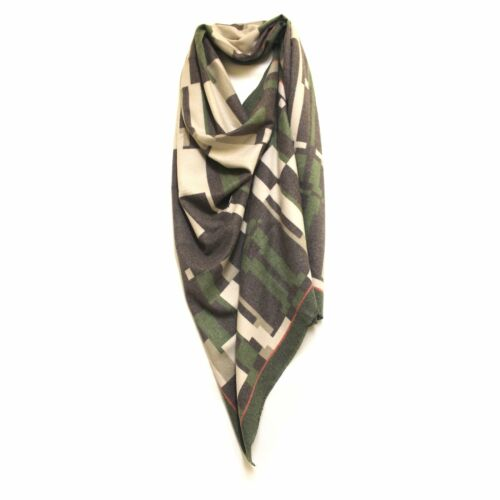 Zelly Green Scarf 398408