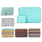 Mosiso Bohemian Canvas Fabric  Sleeve Case Bag Cover for 11,13,15