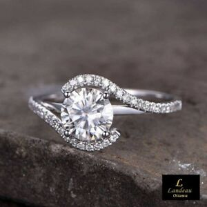2-40-Ct-White-Diamond-Engagement-Promise-Ring