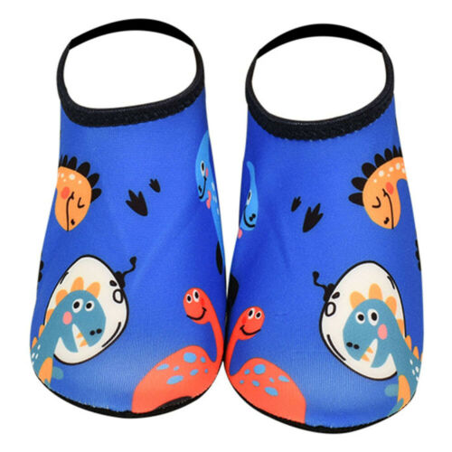 Kids Quick Dry Water Shoes Non-Slip Aqua Socks Beach Swim Surf Sports Wetsuit UK