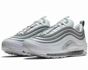 Details about Nike Air Max 97 921826 105 Mens Trainers White Gym Shoes