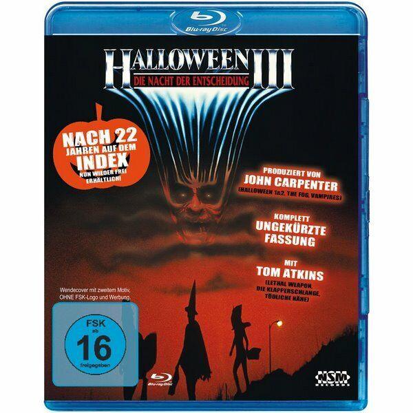 Blu-ray Neuf - Halloween 3
