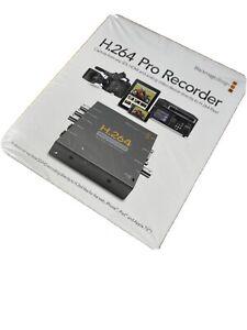 H264 Pro Recorder Blackmagic Design Vidprorec 6128162 Stock In Sf 94105 9338716000924 Ebay