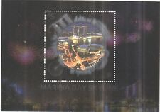 SINGAPORE 2013 MARINA BAY SKYLINE COLLECTOR'S SHEET OF 1 STAMP MINT MNH UNUSED