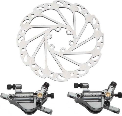 Acor hydraulique double Piston disc brakes road racing bike cyclo Cross Cyclo-cross