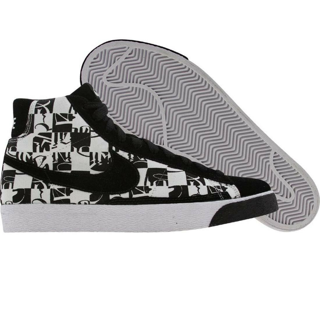 332286-101 Nike Blazer High Premium TZ Stussy x x Stussy Neighborhood 8 8.5 9 c96da8
