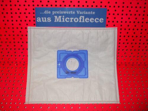 mit blauen Plastik KS 6122, 10 Staubsaugerbeutel geeignet  für FIF KS 5123