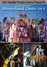 Disneyland Vintage DVD Tiki Room, it's a small world, Pirates of the Caribbean