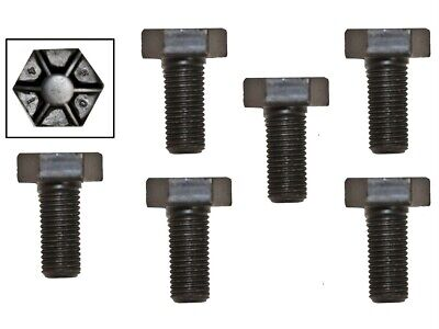 Mustang Flywheel Bolts Automatic Transmission w//o Reinforcement 64 1965 66 67-73