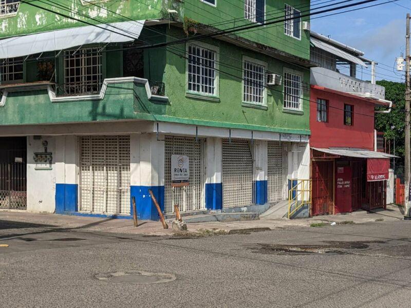 Renta de local comercial en San Joaquin en Villahermosa