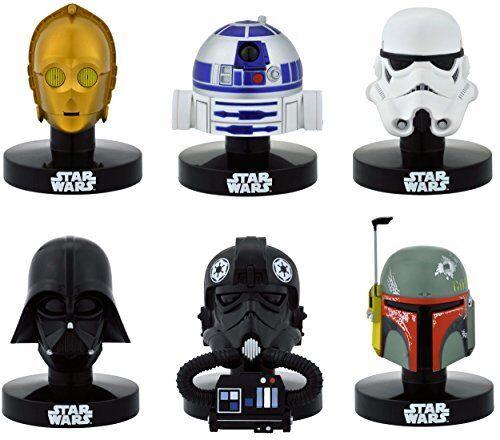estrella guerras helmet replica collezione scatola