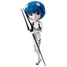 "NEW Groove Neon Genesis Evangelion Ayanami Rei Pullip Doll 12"" F-579 US Seller"