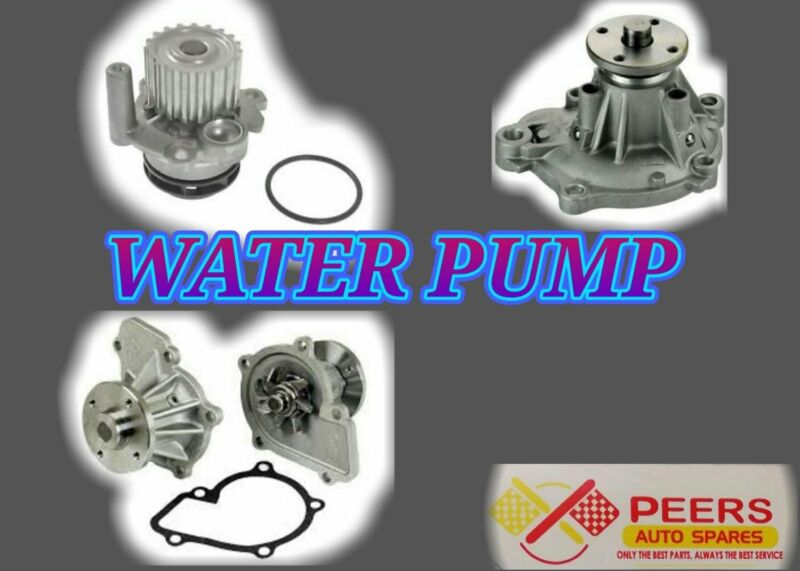 WATER PUMPS FOR MOST VEHICLES
