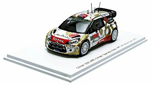 Citroen ds3 th Monte Carlo 2015 m. Ostberg j. Andersson 1 43 Model s4508