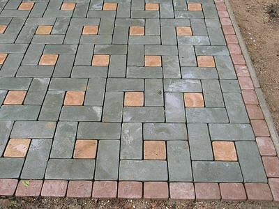 Paving mold Pavement Stone Paver Stone Mold PS 14066 Concrete Stepping Stone