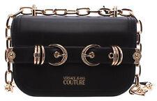 Versace EE1YSBB12 E899 Black Messenger Bag