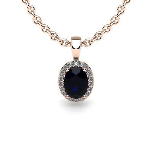 10K-ROSE-GOLD-0-67-CARAT-OVAL-SAPPHIRE-AND-HALO-DIAMOND-NECKLACE-WITH-18-034-CHAIN