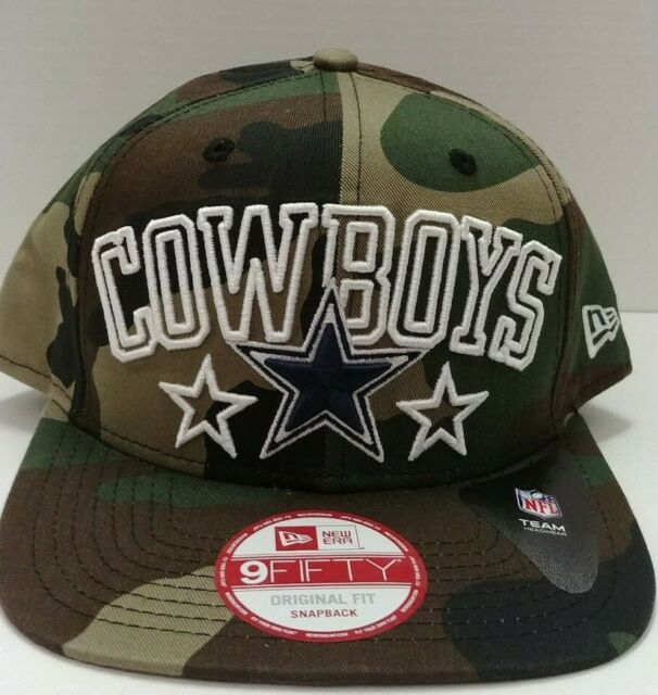 65ee5060a9372 Dallas Cowboys Star Up City Snapback New Era 9Fifty Camo Hat - Free Ship