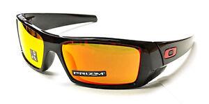 6fc84cc896b New Oakley OO9014-4460 Gascan Polished Black   Prizm Ruby Lenses ...