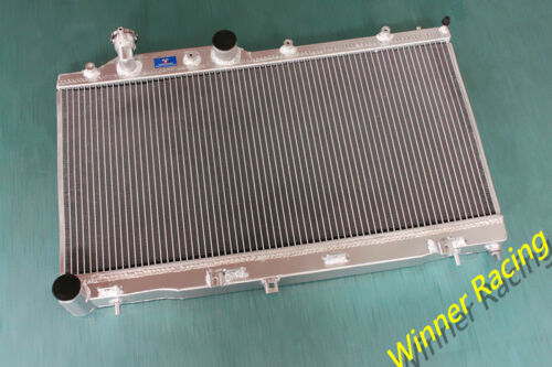"Aluminum Radiator /""fit/""SUBARU IMPREZA WRX STI GH8//GR8 EJ20 MANUAL Outback Sport"