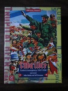 Cube-Libre-by-GMT-Games-COIN-Series-Volume-II-2018-3rd-Printing-mint-in-shrink