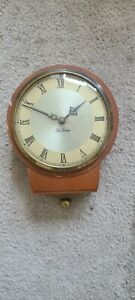 Vintage Seth Thomas Destiny Wall Clock