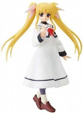 Fate Testarossa School Uniform Ver Magical Lyrical Nanoha Max Factory Figma No62