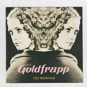 GOLDFRAPP-CD-9-TRACKS-FELT-MOUNTAIN