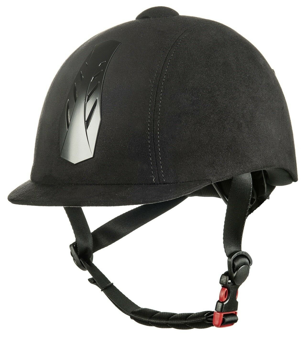 HKM Horse Riding Helmet Hat New Air Stripe With Dial System Vented Breathable VG