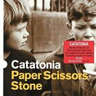 Paper Scissors Stone 0740155302139 by Catatonia CD With DVD