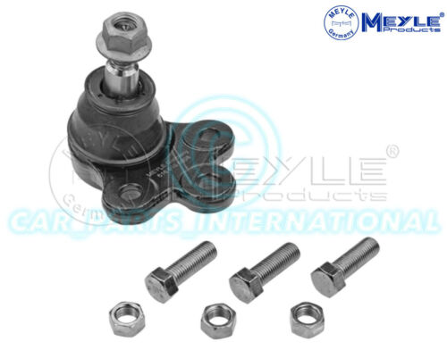 Meyle Front Left or Right Ball Joint Balljoint Part Number 616 010 0008