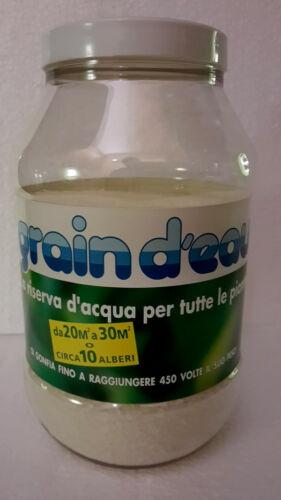 Idrogranuli Grain d/'eau 200g riserva d/'acqua coltivazione indoor outdoor