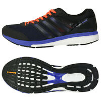 Adidas Adizero Boston 5 Running Sneakers Training Shoes Black 3q Stripes B44009