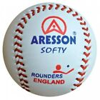 Aresson Softy Rounders Ball - White 19cm