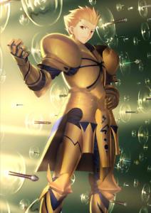 JP Fate Grand Order FGO Gilgamesh 0-100SQ starter account