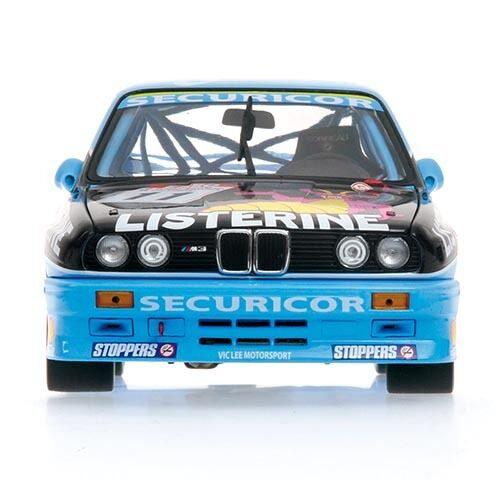 Minichamps 1991 BMW M3 (E30) Team VIC LEE MOTORSPORT MOTORSPORT MOTORSPORT  18 LE 666pcNew  3aa434
