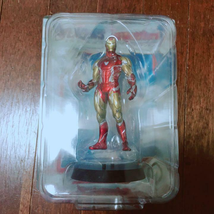 Avengers End Game Iron Man Figure Happy Kuji Marvel Comics Movie Japan F S
