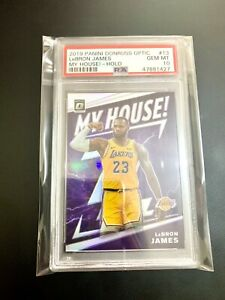 LEBRON-JAMES-PSA-10-MY-HOUSE-HOLO