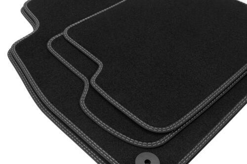 2008-2017 Premium Doppelziernaht Fußmatten für Opel Insignia A Bj