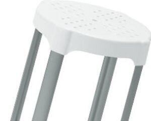 Sgabello da bagno lukas design linea profilo ebay