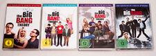 The Big Bang Theory Staffel 1+2+3+4 [DVD]