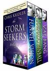 The Storm Seekers Trilogy Boxed Set : 3 Complete Novels by Chris Kridler (2015, E-book)