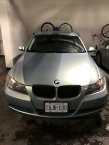 2006 BMW 3 Series Leather