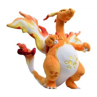 Pokemon Plush Doll Charizard Center Original Kyodai Max G-Max Sword Shield Japan