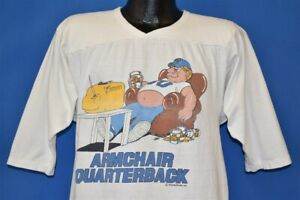 80s Mean Lean Loafin Machine Lazy Cat Cartoon Funny t-shirt Medium