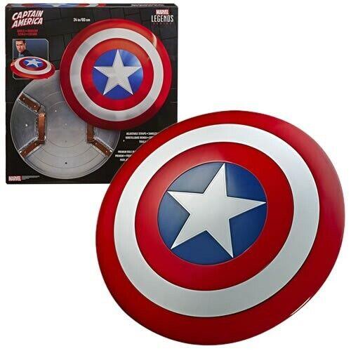 Marvel Legends 80th Anniversary bouclier du Captain America 1:1 Lire l/'annonce